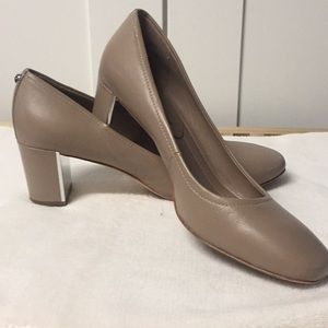 Donald/Pliner  taupe shoes